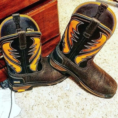 6ad8ff972b0 Intrepid VentTEK Composite Toe Work Boot