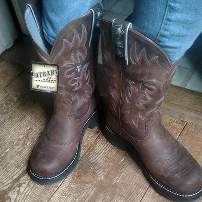 909af2540a5 Probaby Western Boot