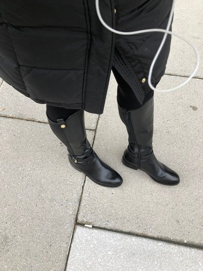 1968f58d8b8 Women s Galina Boots in Black Leather