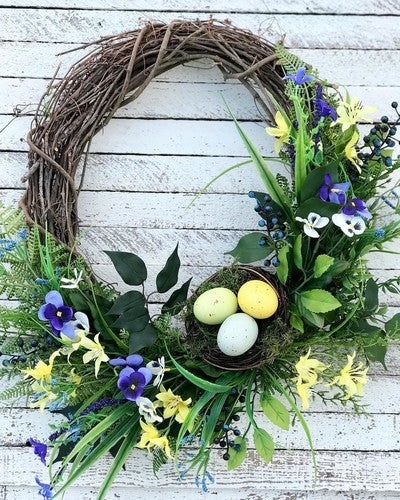 image by jennyswreathboutique containing Easter egg d55dba498