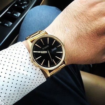 2b0e5131ccbbb image by kige wong containing Analog watch