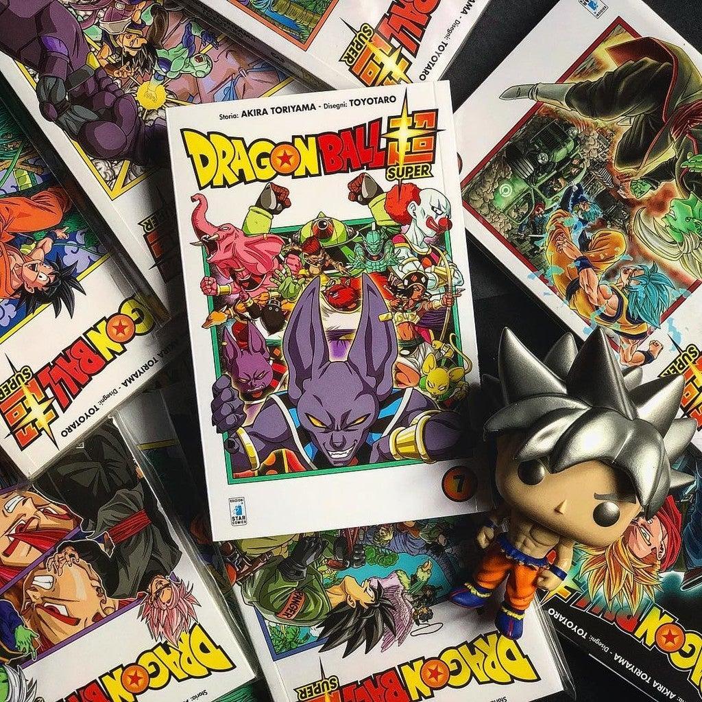 VIZ | The Official Website for Dragon Ball Manga