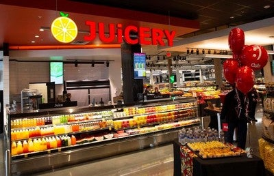 Image By Cub Containing Fast Food Restaurant Supermarket Court