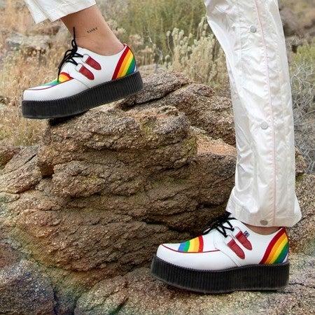 d6e6bad33 T.U.K. Footwear   Creeper Shoes, Platforms, Punk Boots, Vegan Shoes