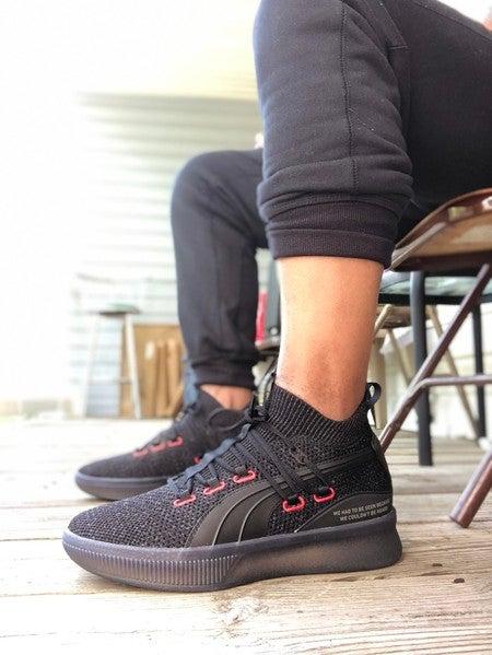 fec44775 image by Omar Gibson containing Shoe, Footwear, Black, Sportswear, Brown