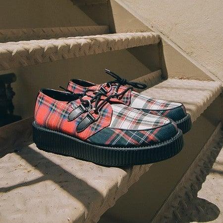 820346974643 T.U.K. Footwear | Creeper Shoes, Platforms, Punk Boots, Vegan Shoes