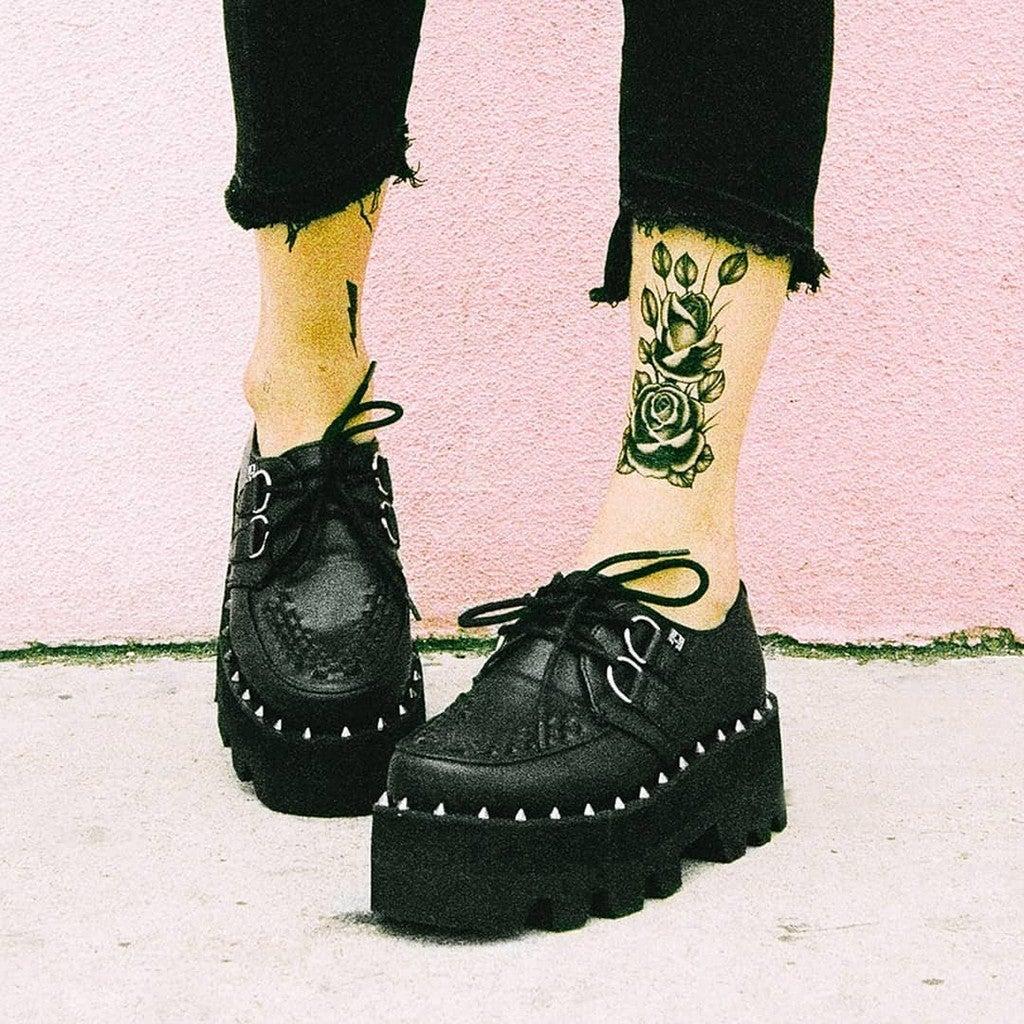 26ea113ada6 T.U.K. Footwear | Creeper Shoes, Platforms, Punk Boots, Vegan Shoes
