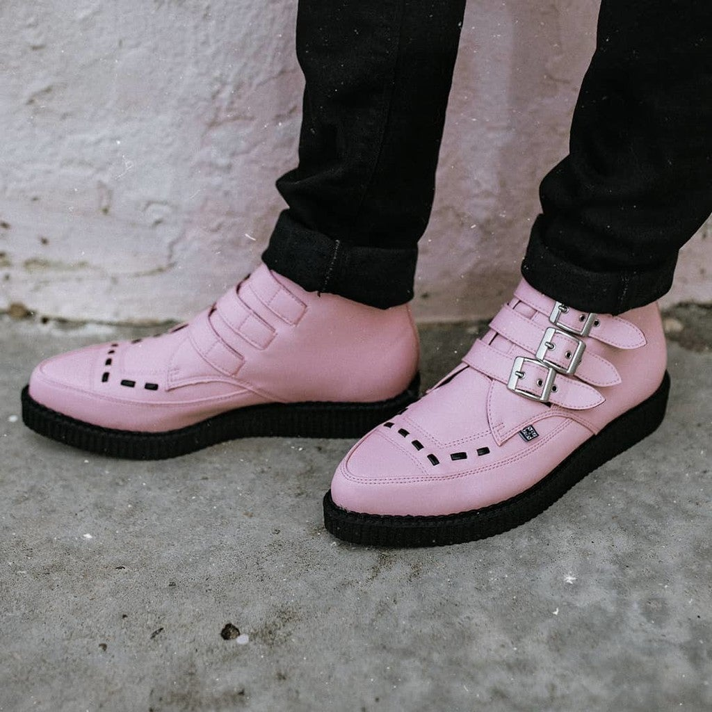 13033dd8a6 T.U.K. Footwear | Creeper Shoes, Platforms, Punk Boots, Vegan Shoes