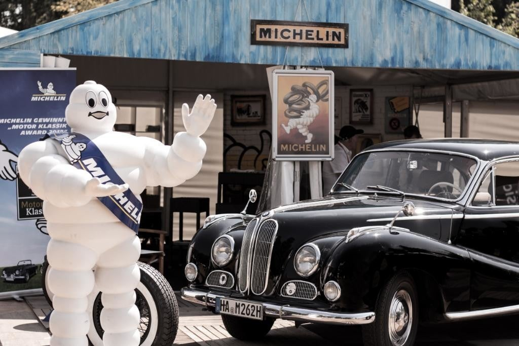 Homepage | Tyres | Michelin Tyres United Kingdom Official