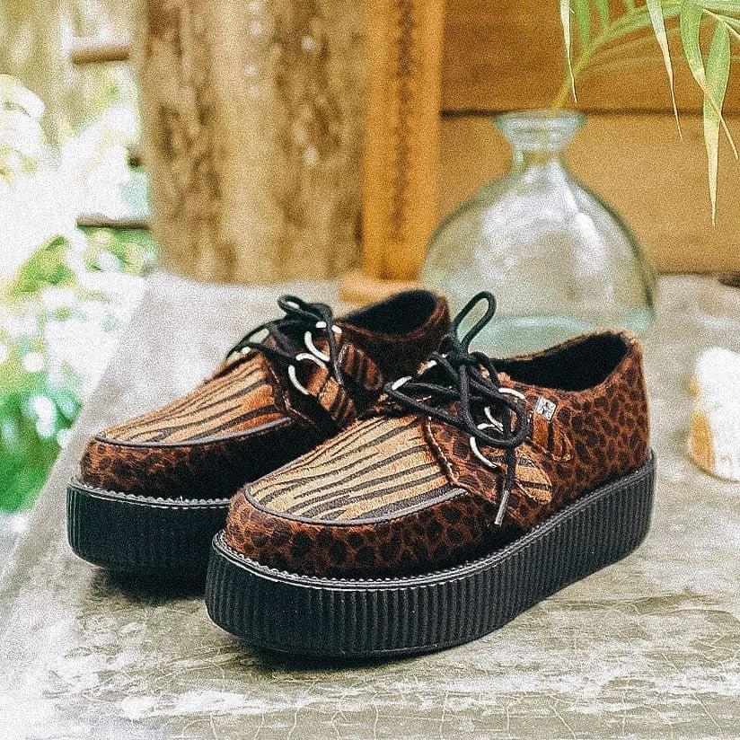74467c7f78e6d T.U.K. Footwear | Creeper Shoes, Platforms, Punk Boots, Vegan Shoes