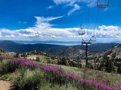 Best Ski Resorts Lake Tahoe | Squaw Valley Alpine Meadows