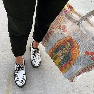 84d826789a7df T.U.K. Footwear | Creeper Shoes, Platforms, Punk Boots, Vegan Shoes