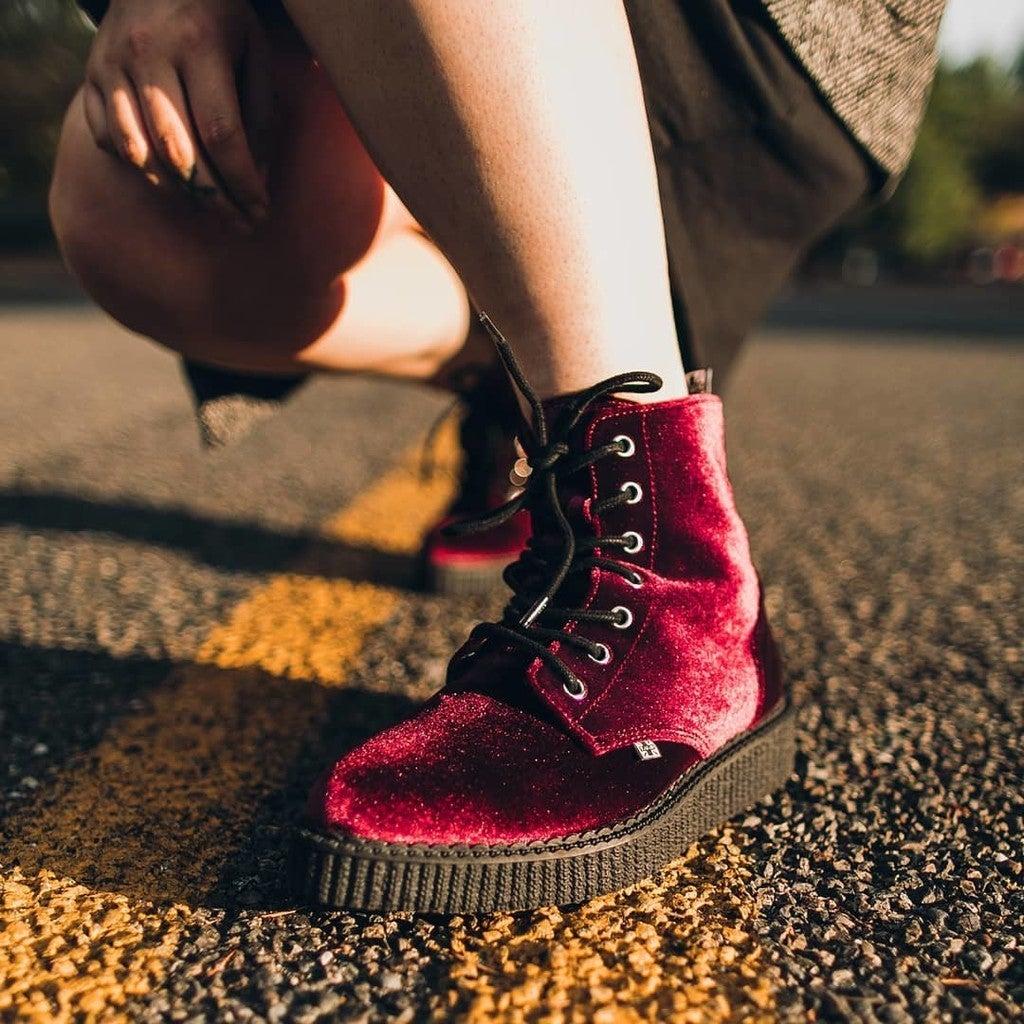 T.U.K. Footwear   Creeper Shoes, Platforms, Punk Boots