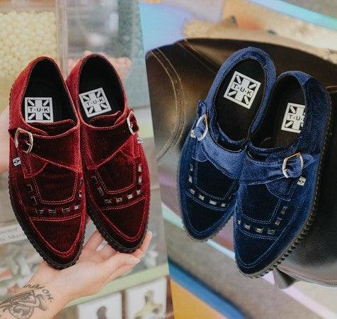 hot sales dc530 435a6 T.U.K. Footwear | Creeper Shoes, Platforms, Punk Boots ...