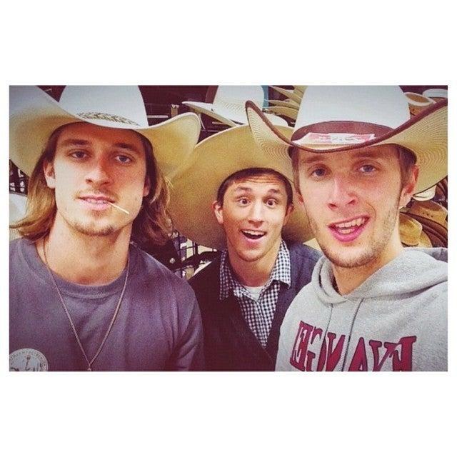 American Hat Co  Whiskey Straw Cowboy Hat