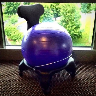 extra ball for the classic balance ball® chair (52cm) - gaiam