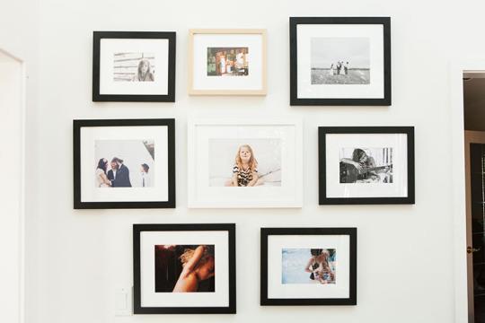 Expert Designers Custom Framing Gallery Wall Framebridge - Art gallery wall
